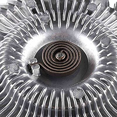 Cooling Fan Clutch for Nissan Frontier 1998-2004 Maxima 1981-1983 Pickup 1994-2004 Xterra D21 240Z 260Z 810: Automotive