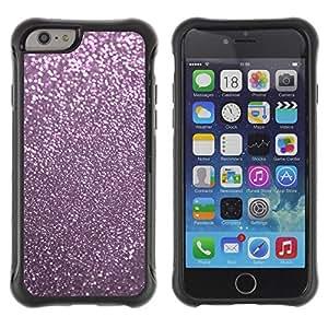 Suave TPU GEL Carcasa Funda Silicona Blando Estuche Caso de protección (para) Apple Iphone 6 PLUS 5.5 / CECELL Phone case / / Pink Reflective Dust Winter X-Mas /