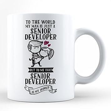 Amazon Com Perfect Gift For Senior Developer Boyfriend Husband