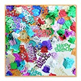 Birthday Bash Confetti (Pack of 96)