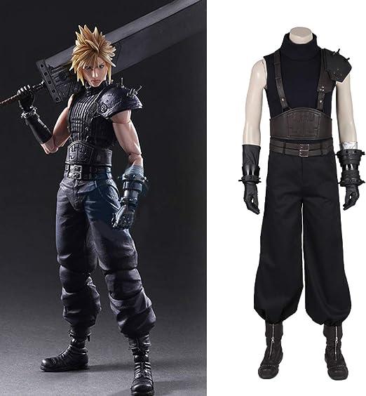 Rubyonly Juego Final Fantasy VII Remake de Vestuario distensión de ...