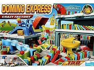 Goliath - Domino Express Fabrica Loca 118-80950