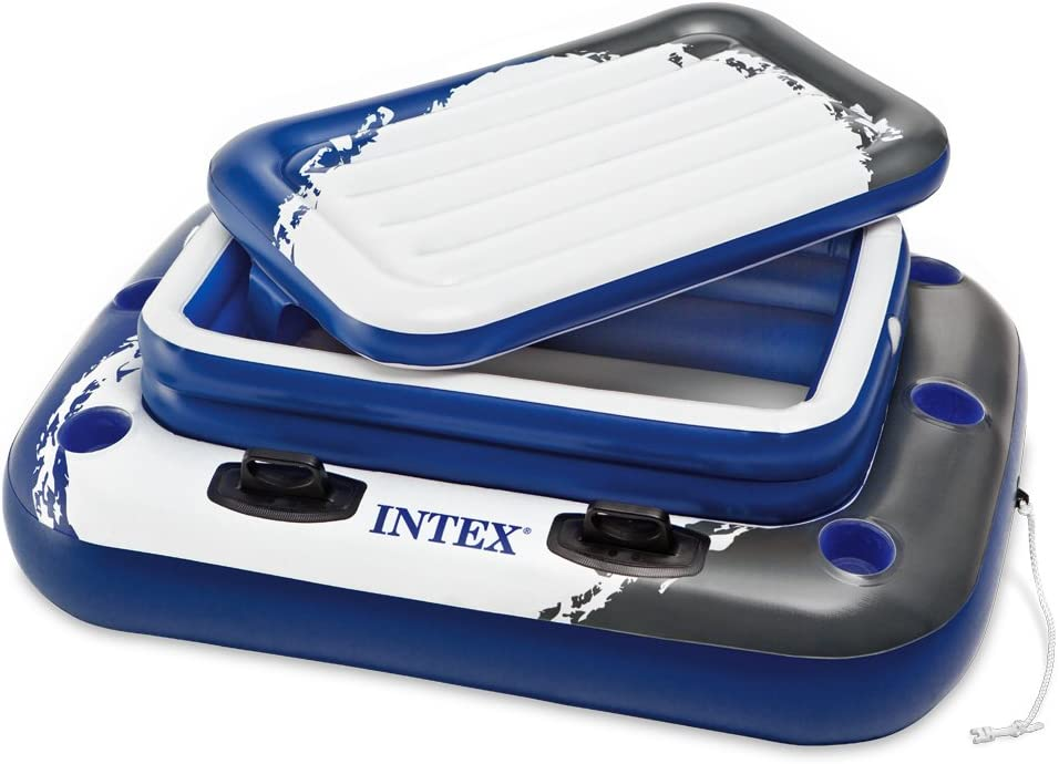 Intex Mega Chill II, Inflatable best Floating Cooler