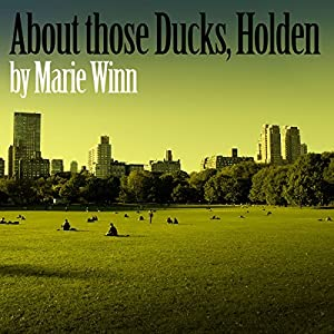 About Those Ducks, Holden Audiobook