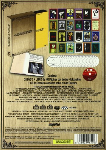Pack la cinematica de cuba [DVD]: Amazon.es: Mario Balmaseda ...