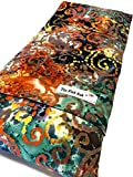 Large microwavable heating pad, The'Flax Sak' removable/washable cover. Unscented or aromatherapy herbs. For pain relief, bed warmer, arthritis, Fibromyalgia and much more.