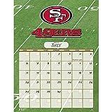 Turner Perfect Timing San Francisco 49ers Jumbo Dry Erase Sports Calendar (8921021)