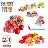 BLAGOO Educational Building Blocks Construction Set 87 pcs