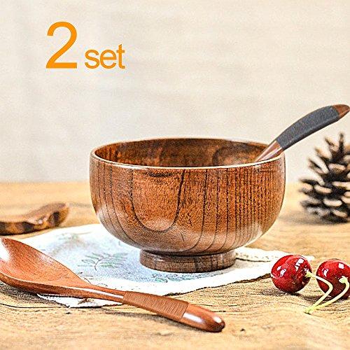 wood bowl rice - 7