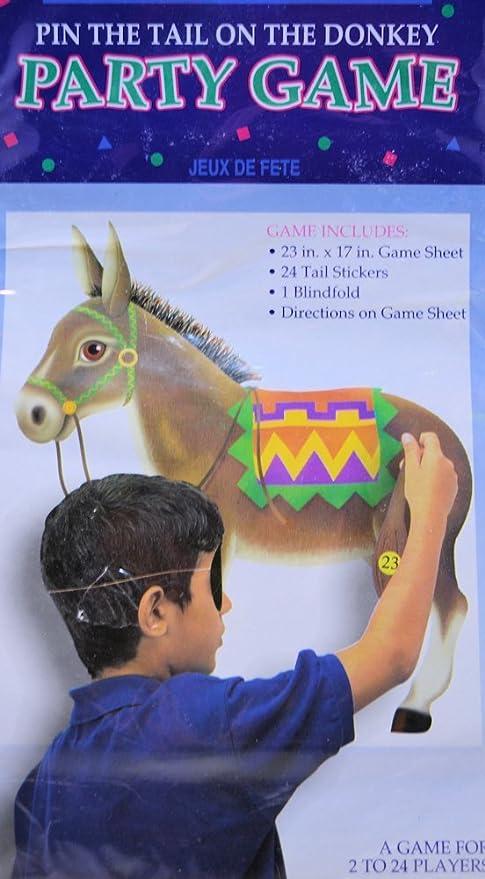 Pin La queue de l'âne: : Jeux et Jouets