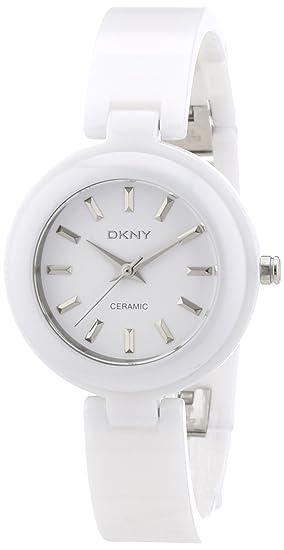 3719869f3ef7 DKNY Not Assigned 3 Hand NY8550 - Reloj analógico de cuarzo para mujer