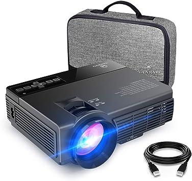 VANKYO Leisure 3 (versión actualizada) Proyector portátil LED con ...