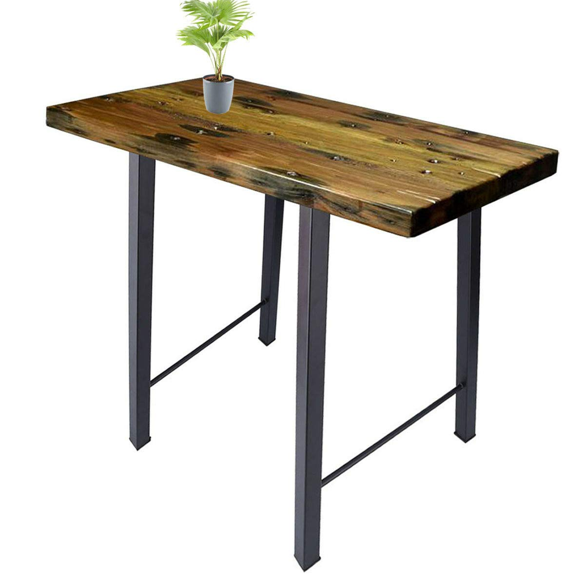 Tengchang 28'' Industry Dinner Table Leg Metal Steel Bench Legs DIY Furniture by Tengchang (Image #5)