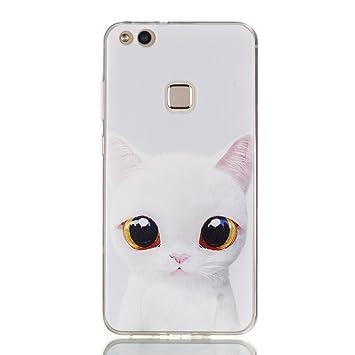 Carcasa Huawei P10 Lite, coffeetreehouse, Soft colorido de ...