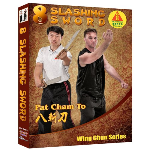 Wing Chun 8 Slashing Sword