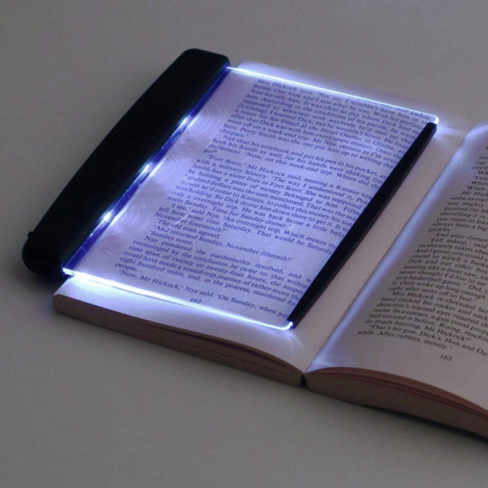 LED Book Reading Panel Luce da Lettura Portatile e dimmerabile Ysoom Lampada da Lettura appositamente progettata per Libri.