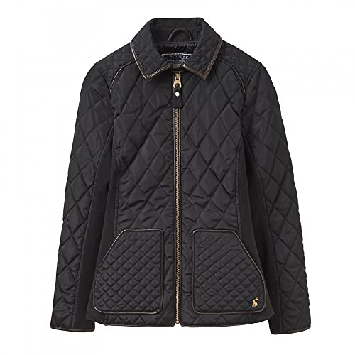 Joules Marchesa Quilted Womens Coat (X)