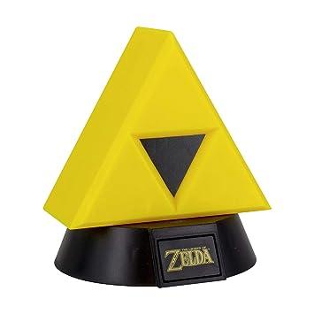 Paladone Lampe De Table 3d The Legend Of Zelda Triforce Amazon Fr