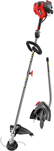 Black Max 25cc Commercial-Grade Gas String Trimmer Edger