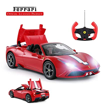 Ferrari 458 Speciale Price >> Buy Rastar Ferrari 458 Speciale A 1 14 Convertible Version