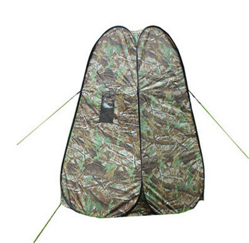 Xbzz outdoor-Produkte, Haushalt Dressing Tarnzelt, Baden Vögel, mobile Toiletten, ohne Zelte, Outdoor-Zelt für einzelne Personen