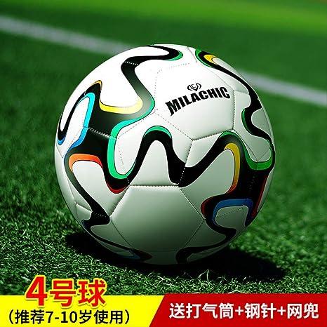 zuq - Balón de fútbol Glamour No. 4 5022 - Copa de competición ...