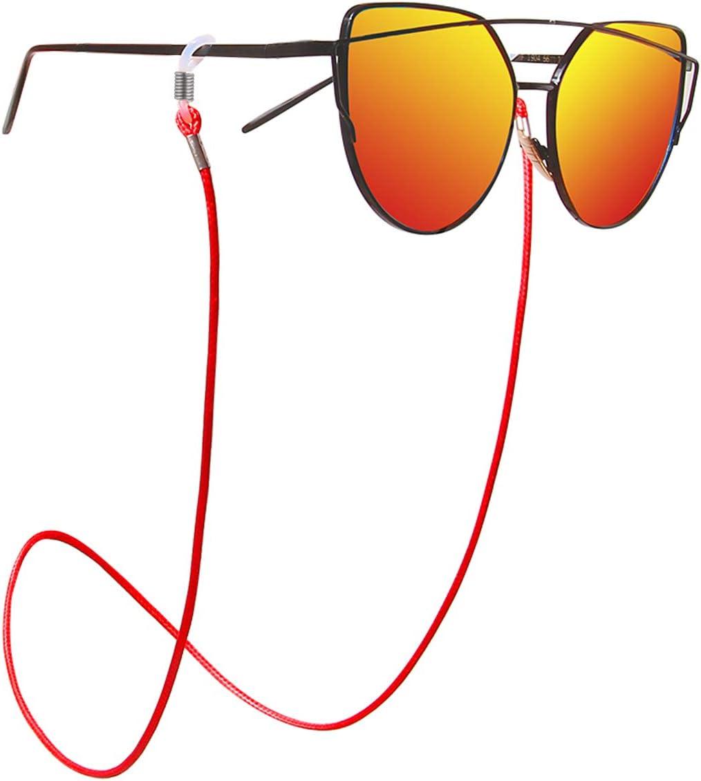 HIFOT Brillenband 10 St/ück Brillenkordel Brillenschnur Brillenkette f/ür damen herren bunt kette f/ür Lesebrille /& Sonnenbrille Strap