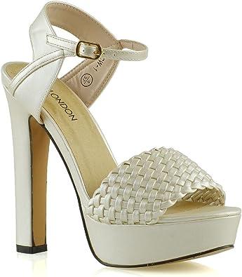 formal platform heels
