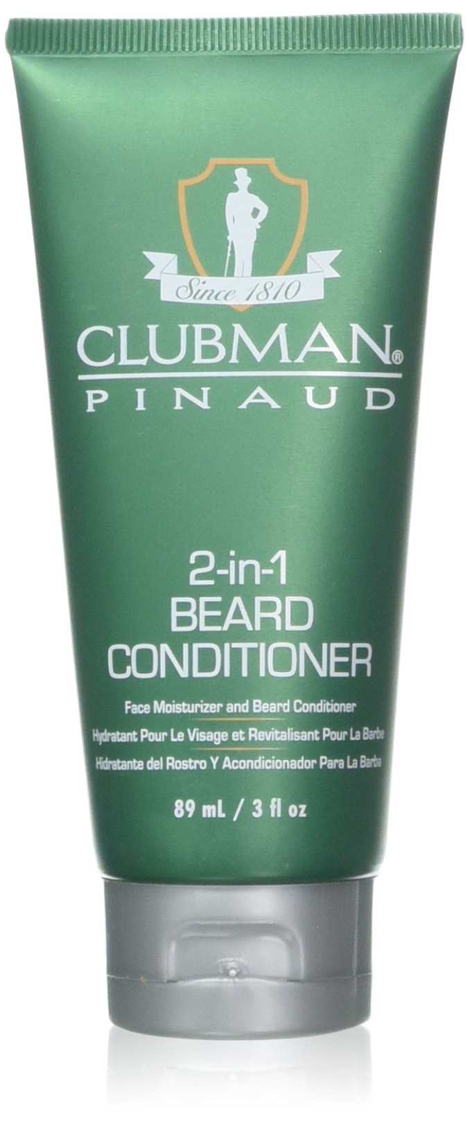 Clubman Beard 2-In-1 Conditioner 3 Ounce Tube (88ml) (2