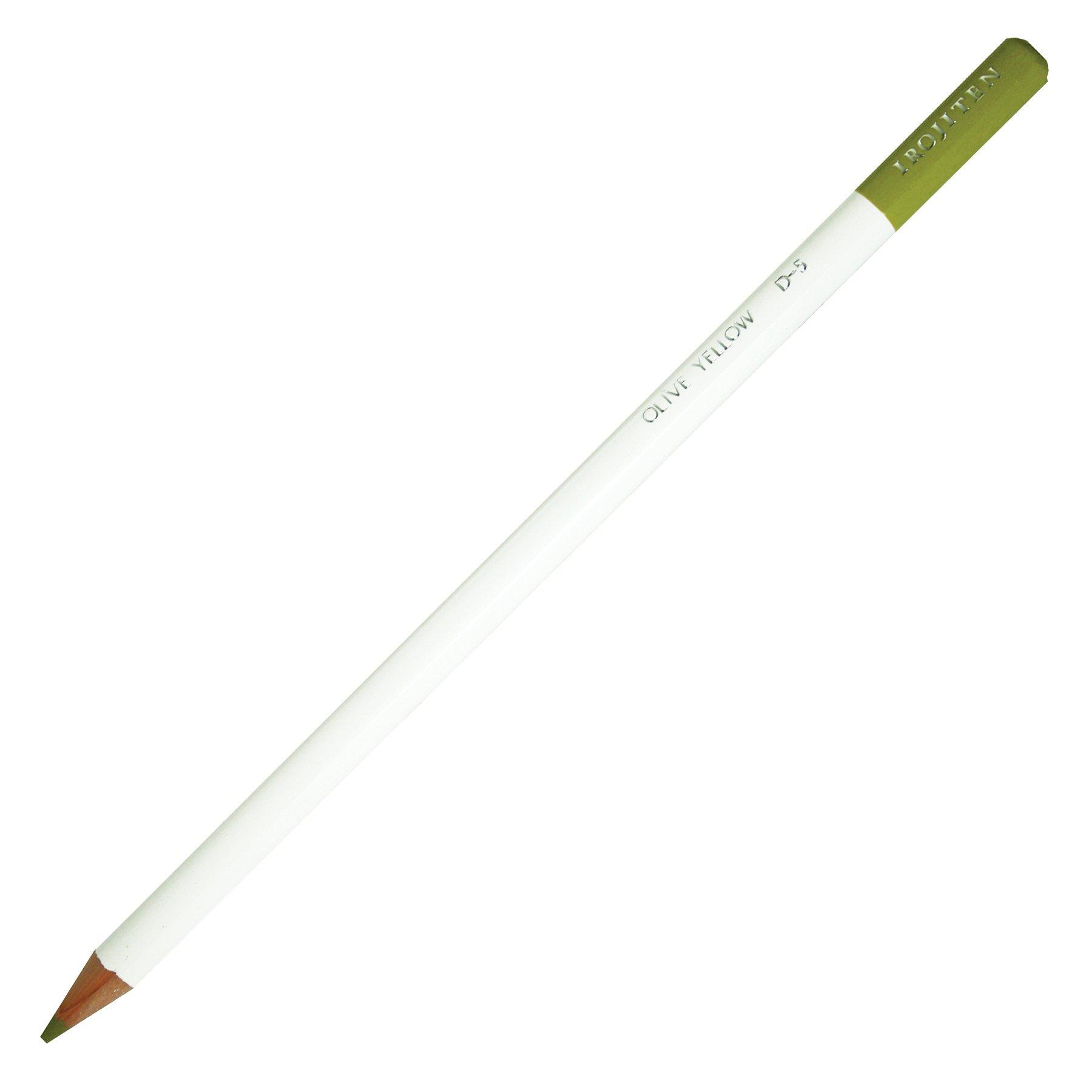 Tombow Irojiten Lápiz de color , verde oliva D5, 1 paquete