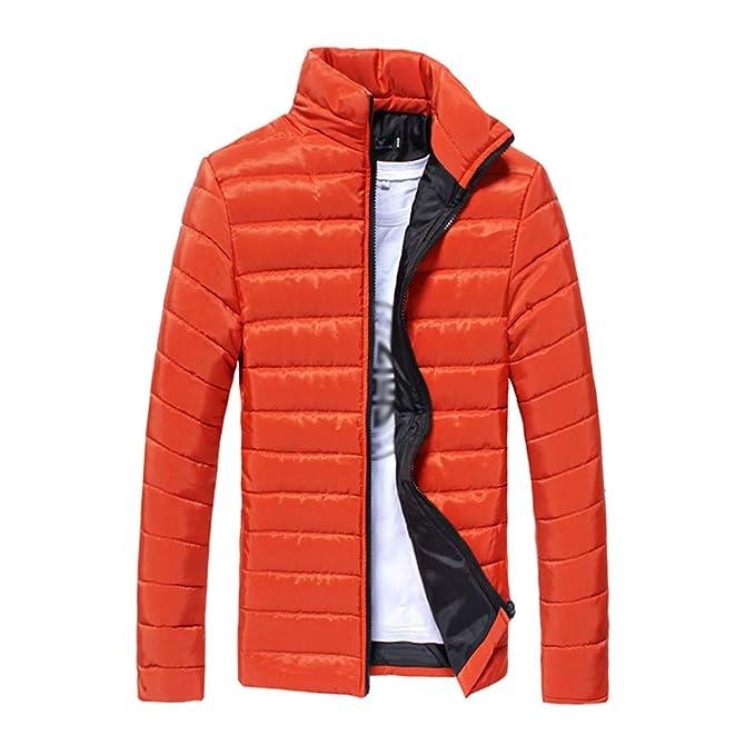 online store 5b676 c0593 DAZISEN Giacca da Uomo di Spessore - Inverno Cappotto di ...