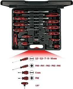 KS Tools 151.1150 Pack Destornilladores de Impacto, Inclusive ...