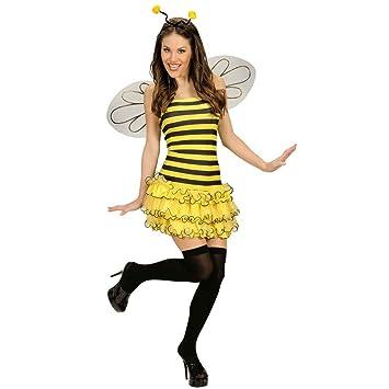 Net Toys Sexy Kostum Biene Bienenkostum Tierkostum Fasching Karneval