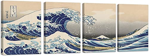 Large The Great Wave Of Kanagawa