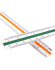 Trasparente Plastica Infrangibile Riga Westcott 30.5cm//30 cm