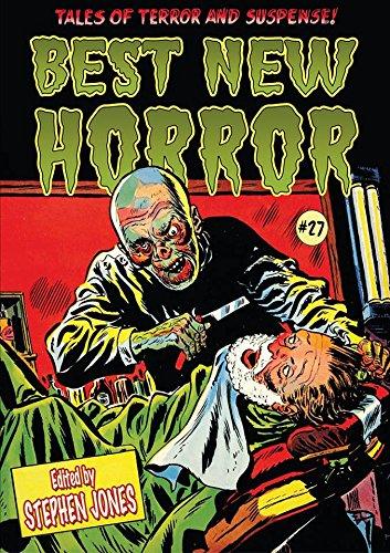 Best New Horror #27 [Trade Paperback]