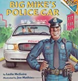 Big Mike's Police Car, Leslie McGuire, 0375823344