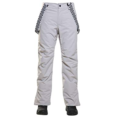 9ff0e51d04 Image Unavailable. Image not available for. Color  Men s Snow Suit Outdoor  Sports wear Snowboarding Sets Waterproof Windproof Breathable Ski Jacket  and Belt ...