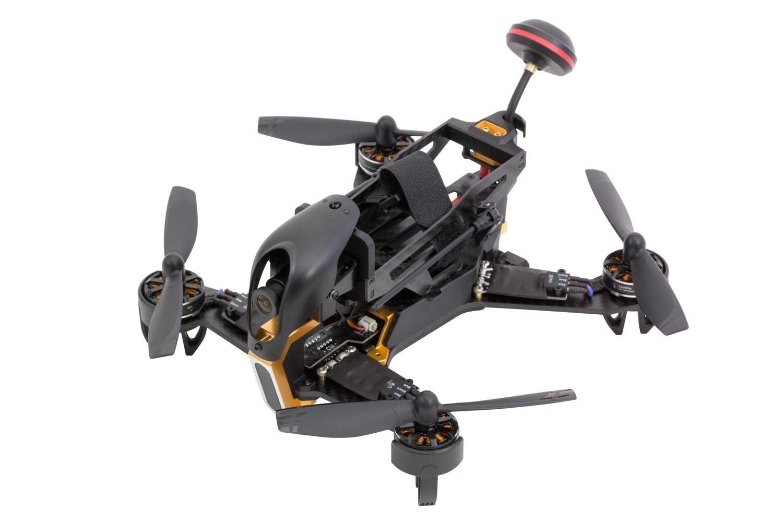 xciterc 15003950–FPV Racing cuadricóptero F210RTB con Sony HD cámara, Negro