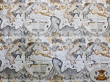 Amazon vinyl atlas world map flannel back upholstery fabric vinyl atlas world map flannel back upholstery fabric 52quot gumiabroncs Gallery