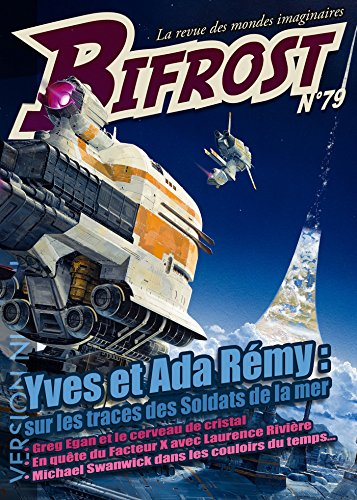 Bifrost n° 79: Dossier Yves & Ada Rémy (REV BIFROST) (French Edition)