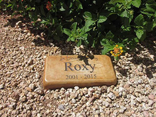 Personalized-Engraved-Pet-Memorial-Step-Stone-Dimension-8-X-4-Brick-Size