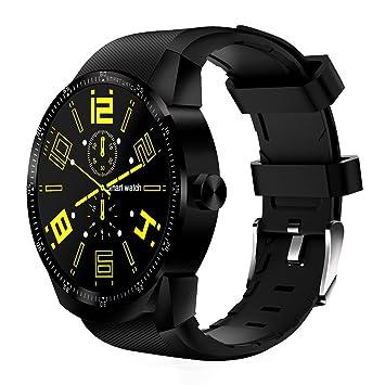 LCLrute - Reloj Inteligente con Bluetooth para Hombre, Compatible ...