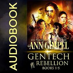 GenTech Rebellion (5 Book Series)