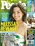 Melissa Rycroft (The Bachelor/Dancing With the Stars) * Kathy Ireland * Who's Fit & Fab at 40? (Jennifer Lopez) * April 13, 2009 People Weekly Magazine