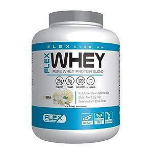 Flexatarian 100 Protein Vanilla Powder