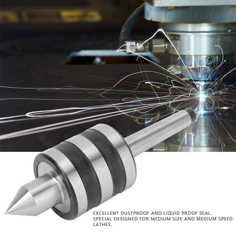 Utensile da taglio a tre cuscinetti per tornio MT1 Live Center Utensile da taglio a tre cuscinetti per tornio a controllo numerico