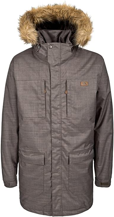 Trespass Gillespie Mens Padded Jacket