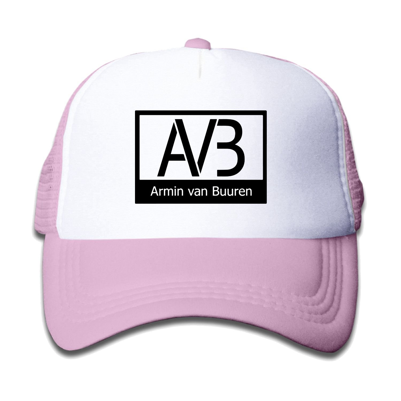 Girl Boy armin van buuren Logo Baseball Hat Mesh Back Trucker Cool (3 colors)