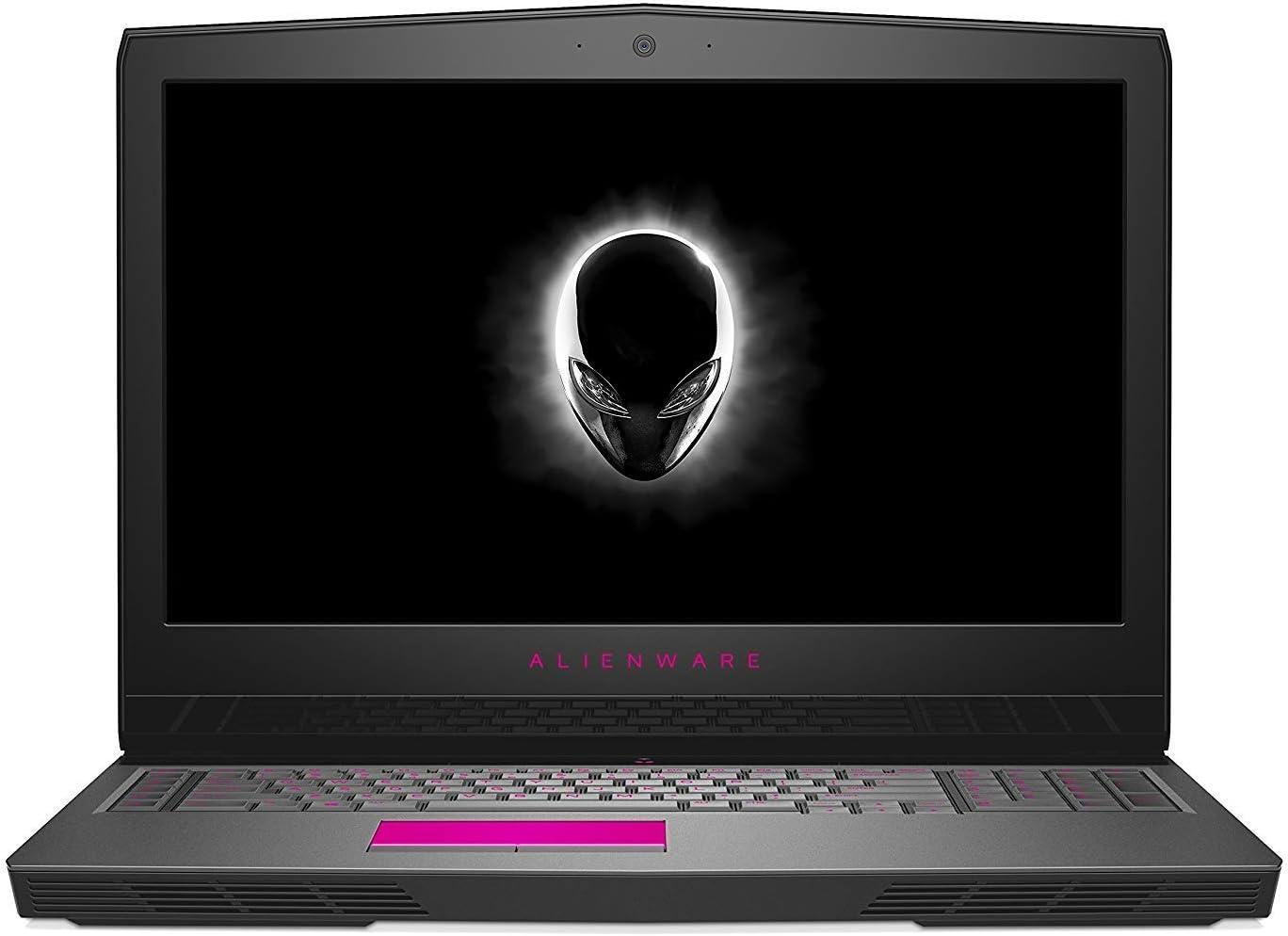 Alienware 17R4 17 R4 QHD Non-Touch i7-7820HK 32GB RAM 1TB HDD + 256GB SSD GTX 1070 8GB Windows 10 Home (Renewed)